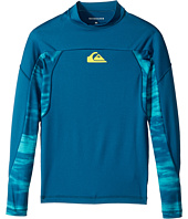 Quiksilver Kids - New Wave Long Sleeve (Big Kids)