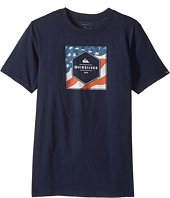 Quiksilver Kids - Stars and Stripes Tee (Big Kids)