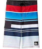 Quiksilver Kids - Everyday Stripe Boardshorts (Toddler/Little Kids)