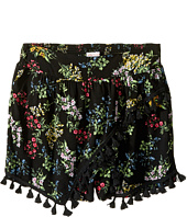 Ella Moss Girl - Allison Printed Rayon Shorts (Big Kids)