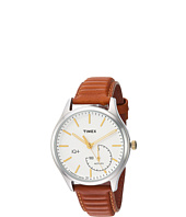 Timex - IQ+ Move Leather Strap