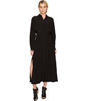 Sportmax - Oxalis Long Sleeve Shirt Collared Dress