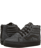 Vans Kids - Sk8-Hi Zip (Toddler)
