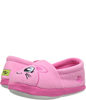 Western Chief Kids - Pink Kitty Slippers (Toddler/Little Kid)