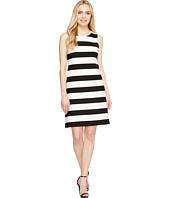 Christin Michaels - Exi Striped Shift Dress