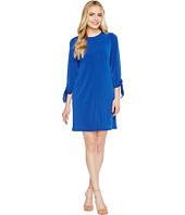 Christin Michaels - Tani Tie Sleeve Shift Dress
