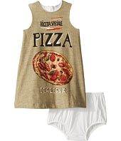 Dolce & Gabbana Kids - Pizza Jersey Dress (Infant)