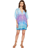 Bleu Rod Beattie - Passage To India Caftan Cover-Up