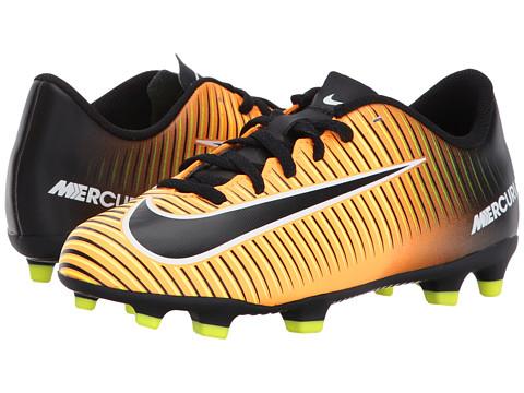 Nike Kids Jr Mercurial Vortex III FG Soccer (Little Kid/Big Kid)
