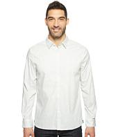 Kenneth Cole Sportswear - Long Sleeve Abstract Slim Print Shirt