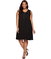 Karen Kane Plus - Plus Size Tiered Dress