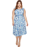 NIC+ZOE - Plus Size Water Lane Dress