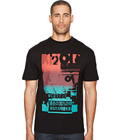 McQ - Graphic Dropped Shoulder T-Shirt