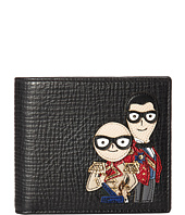 Dolce & Gabbana - Family Patch Wallet