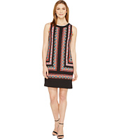 Vince Camuto - Sleeveless Havana Geo Shift Dress