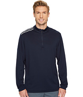 adidas Golf - Classic 3-Stripes 1/4 Zip Pullover