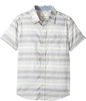 Quiksilver Kids - Aventail Short Sleeve Shirt (Big Kids)