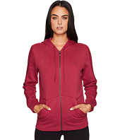 adidas - Essentials Cotton Fleece 3S Full Zip Hoodie