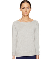 Kate Spade New York x Beyond Yoga - Modal Terry Cut Out Sweatshirt
