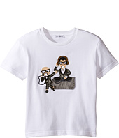 Dolce & Gabbana Kids - Designers Tee (Toddler/Little Kids)