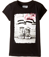 Converse Kids - Short Sleeve Tee (Little Kids)