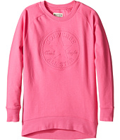 Converse Kids - Embossed Logo Tunic (Big Kids)