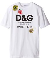 Dolce & Gabbana Kids - I Was There Tee (Big Kids)