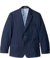 Tommy Hilfiger Kids - Sharkskin Blazer (Big Kids)