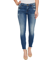 KUT from the Kloth - Connie Ankle Skinny-Fray Hem in Historic