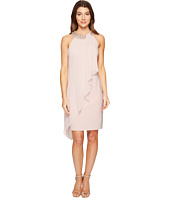 Vince Camuto - Sleeveless Dress with Beaded Neckband