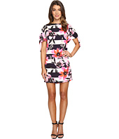 Vince Camuto - CDC Shift Dress with Knotted Sleeves
