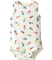 Stella McCartney Kids - Gizmo All Over Pineapple Print Body (Infant)