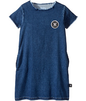 Nununu - Denim A Dress (Little Kids/Big Kids)