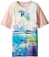 Stella McCartney Kids - Hepsie Dolphin Jersey Dress (Toddler/Little Kids/Big Kids)