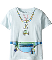 Stella McCartney Kids - Arlow 'Stella Tour' Tee w/ Front Pocket Detail (Toddler/Little Kids/Big Kids)