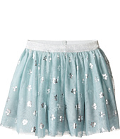 Stella McCartney Kids - Honey Tulle Skirt with Metallic Daisy Print (Toddler/Little Kids/Big Kids)