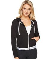 Calvin Klein Underwear - Modern Cotton Line Extension Top Full Zip Hoodie