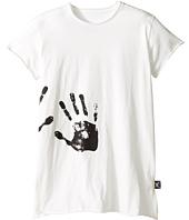 Nununu - Hand Print Raw T-Shirt (Little Kids/Big Kids)