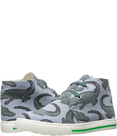 Stella McCartney Kids - Alonzo High Top Alligator Print Sneakers (Little Kid/Big Kid)