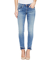 Blank NYC - Distressed Frayed Bottom Skinny in App Happy