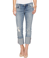 Blank NYC - Cuffed Denim Jeans in Lost & Found