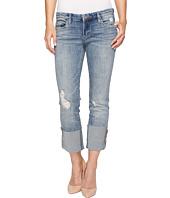 Blank NYC - Cuffed Denim Jeans in Lost & Found