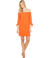 Vince Camuto - Crepe Off the Shoulder Shift Dress