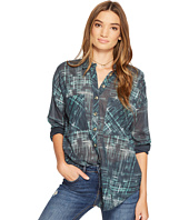 Free People - Shore Vibes Button Down Top