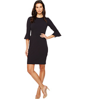 Donna Morgan - 3/4 Bell Sleeve Sheath Dress