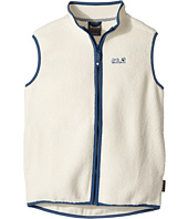 Jack Wolfskin Kids - Black Bear Vest (Infant/Toddler/Little Kids/Big Kids)