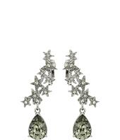 Oscar de la Renta - Star and Teardrop C Earrings