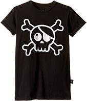 Nununu - Skull Patch T-Shirt (Little Kids/Big Kids)
