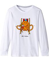 Quiksilver Kids - Mr. Tickle Long Sleeve Tee (Toddler/Little Kids)