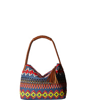 Tory Burch - Taylor Embroidered Hobo